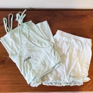 Short Pajama Set